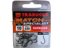 Trabucco MATCH SPECIALIST BARBLESS