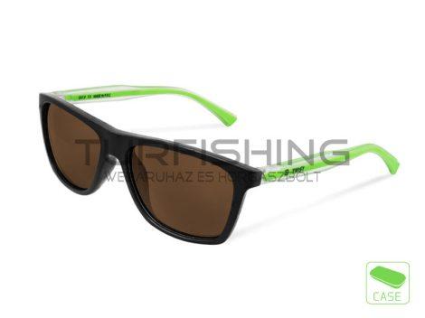 Delphin SG TWIST Polarizált napszemüveg  barna lencsével