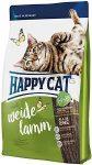 Happy Cat Supreme Fit & Well Adult Bárány - 10kg