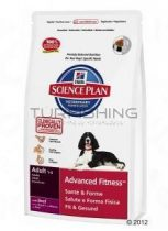 Hill's Science Plan Canine Adult - csirke