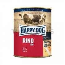 Happy Dog Rind Pur - 12x200g