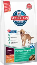 Hill's Science Plan Canine Adult Perfect Weight Large Breed - csirke