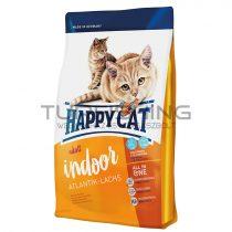 Happy Cat Adult Indoor Lazac - 10kg