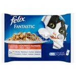 Felix Fantastic - aszpikban - több változatban - 4x100g
