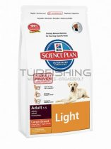 Hill's Science Plan Canine Adult Large Breed Light - csirke