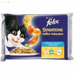 Felix Sensation Seuces - halas válogatás - 4x100g