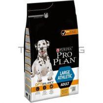 ProPlan Adult Large Athletic Optibalance - csirke - 14kg
