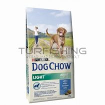 Dog Chow Light - pulyka - 14kg
