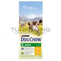 Dog Chow Adult - csirke - 14kg