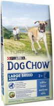 Dog Chow Adult Large Breed - pulyka - 14kg