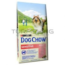 Dog Chow Sensitive - lazac - 14kg