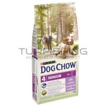 Dog Chow Senior - bárány - 14kg