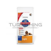 Hill's Science Plan Canine Mature Adult Light - csirke