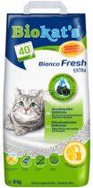 Biokat's Bianco Extra Fresh alom - 8kg