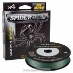Spider Wire Dura-4 Braid Moss Green 150m