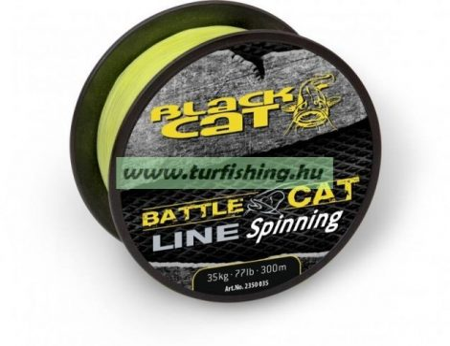 BLACK CAT Battle Cat Line Spinning 300m