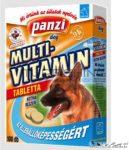 Panzi Vitamin Canitab Multivitamin - 100 darabos