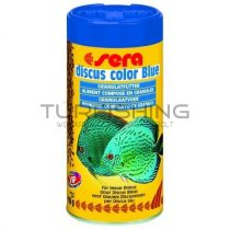 Sera Discus Color Blue 100 ml.