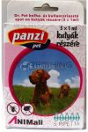 Panzi Dr. Pet Spot-on Bolhariasztó - Kutya