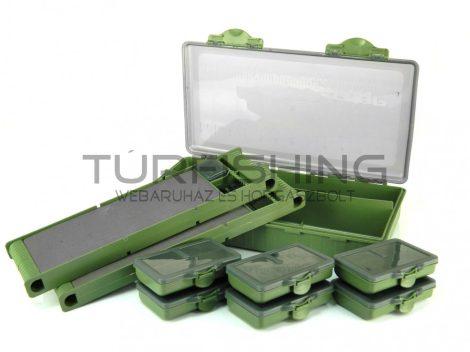 Carp Academy Előketartó carp box 35x20x6cm