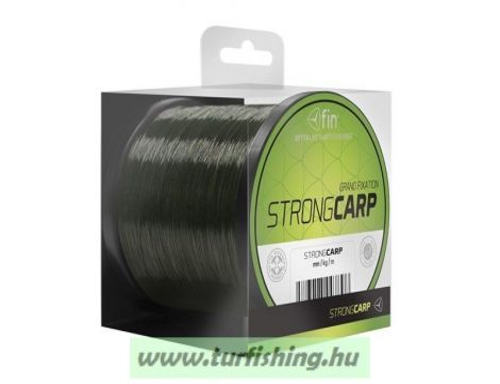 FIN Strong CARP /sötét oliva 300m