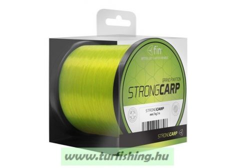 FIN Strong CARP /fluo sárga 300m
