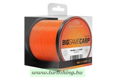 FIN Big game CARP /fluo narancs 1200m