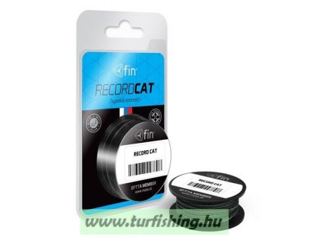 FIN Record CAT /zöld- Harcsázó Előkezsinór