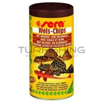 Sera Wels - Chips 250 ml.