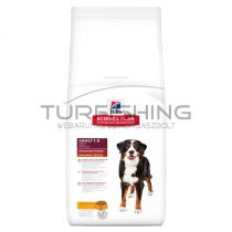 Hill's Science Plan Canine Adult Large Breed - csirke