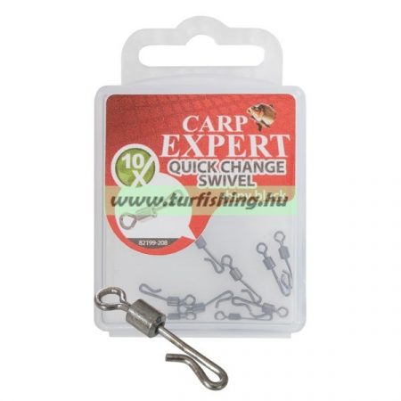 Carp Expert CXP QUICK CHANGE SWIVEL 10db/cs