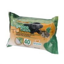 Ferplast Genico Fresh Dog/Cat The X40 Törlőkendő