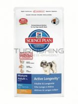 Hill's Science Plan Canine Mature Adult Mini Breed - csirke