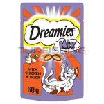 Dreamies Jutalomfalat Mix - 60g - Több változatban