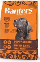 Visan Banters Dog Puppy&Junior Large Breed 28/16 - 3-15Kg