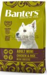 Visan Banters Dog Adult Mini csirke & rizs 27/17 - 3-8Kg