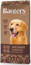 Visan Banters Dog Adult csirke&rizs 25/15 - 15 Kg
