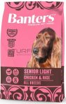 Visan Banters Dog Senior&Light 20/10 - 3-15Kg