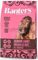 Visan Banters Dog Senior&Light 20/10 - 3-15Kg