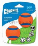 Chuckit! Ultra Ball Duo Gumilabda 2 db - Az Elnyűhetetlen - Small