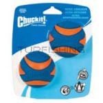 Chuckit! Ultra Squeaker Ball Duo Gumilabda 2 db - Csipogó hanggal - Medium