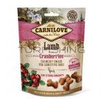 Carnilove Dog Crunchy Snack  - bárányhús vörösáfonyával - 200g
