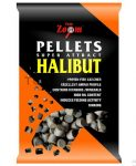 Carp Zoom Feeding Halibut Pellets