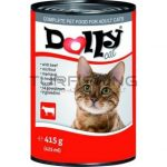Dolly Cat Konzerv - marha - 415g