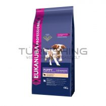 Eukanuba Puppy - bárány, rizs