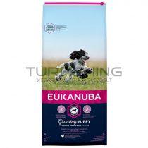 Eukanuba Puppy Medium Breed - csirke
