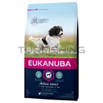 Eukanuba Adult Medium Breed - csirke