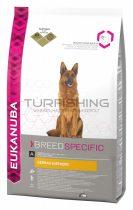 Eukanuba Breed German Shepherd - csirke, pulyka