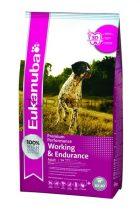 Eukanuba Working & Endurance All Breed - csirke, pulyka