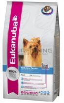 Eukanuba Breed Yorkshire Terrier - csirke, pulyka